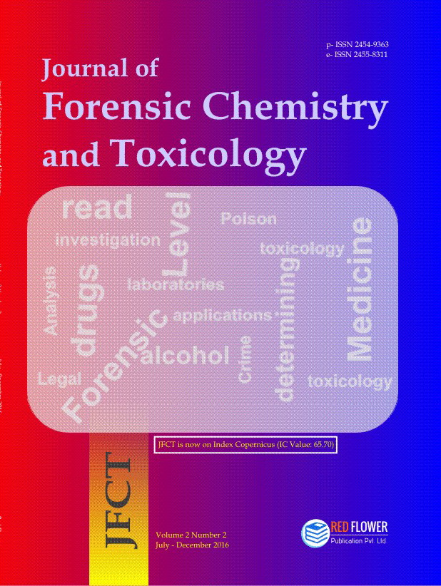 forensic toxicology essay Then perhaps you're the perfect candidate for a degree in forensic science   track or concentration such as toxicology, criminalistics or molecular biology.